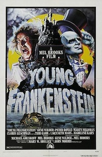 "Mel Brook's ""Young Frankenstein"""