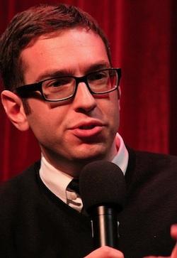 Matt Singer Mic