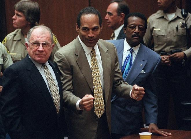 O.J. Simpson Court Trial