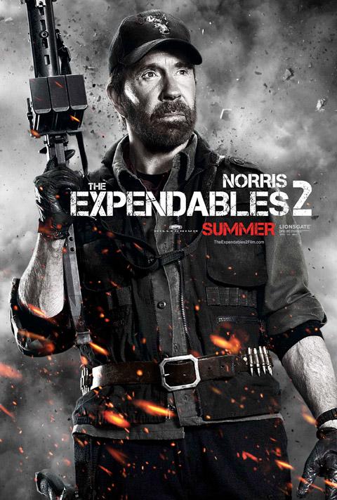 Chuck Norris, EXP2