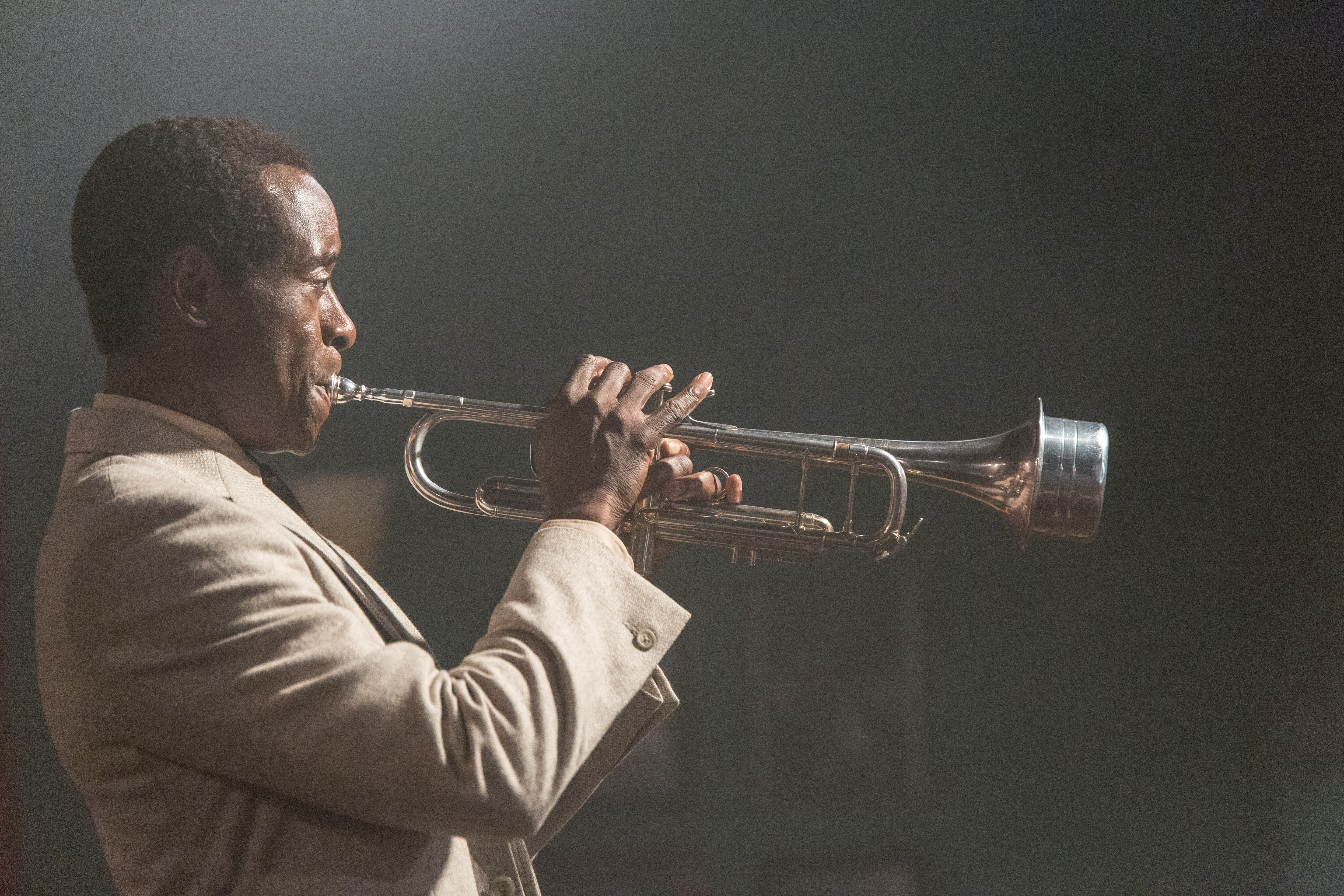 "Don Cheadle ""Miles Ahead"""