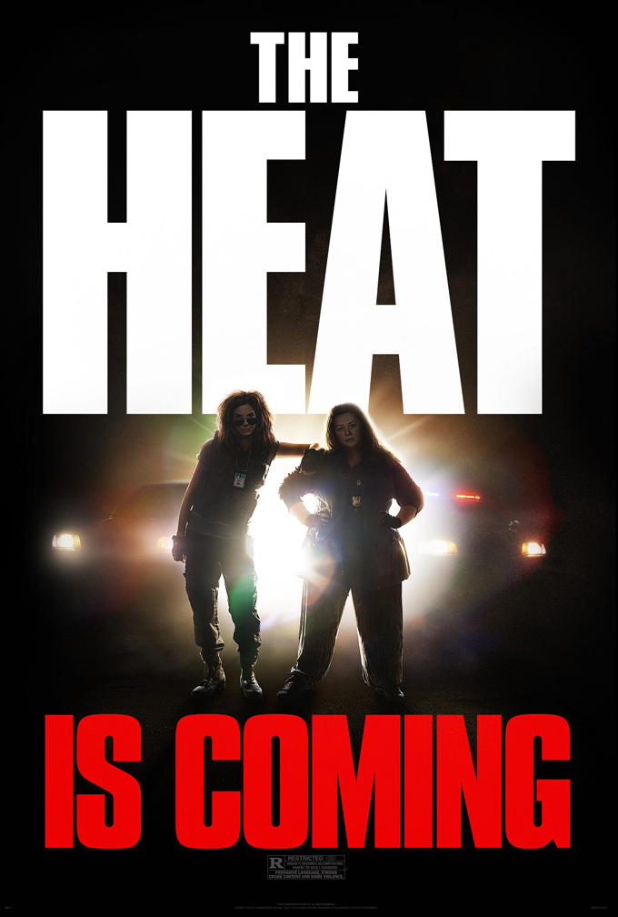 The Heat Poster