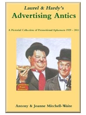 LAUREL & HARDY'S ADVERTISING ANTICS