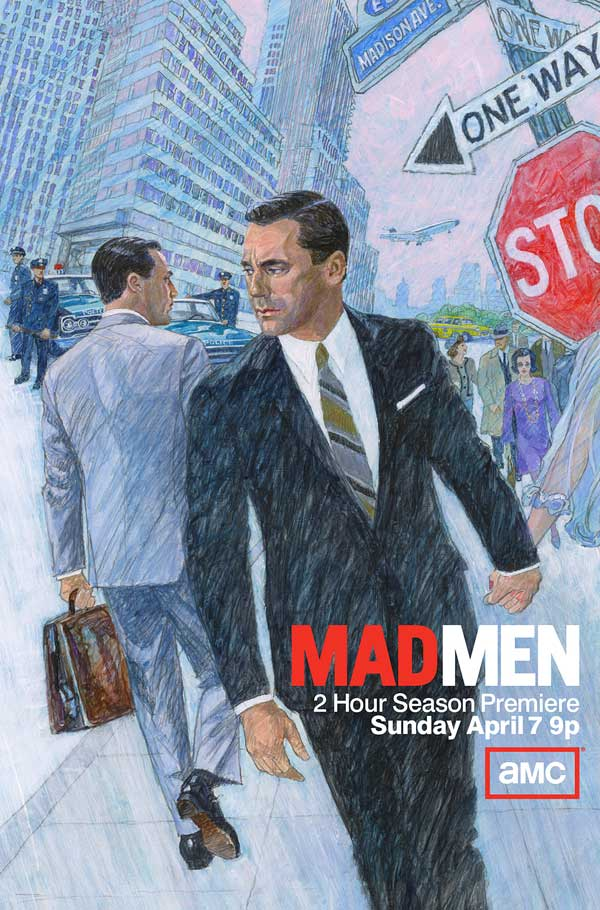 Mad Men key art