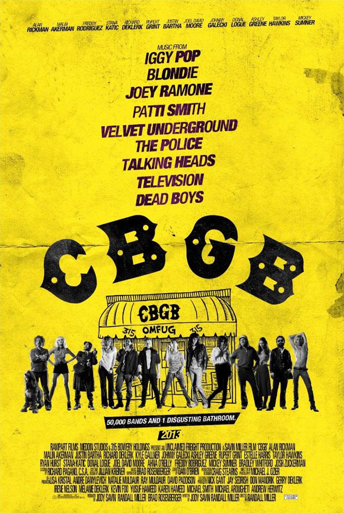 CBGB Poster