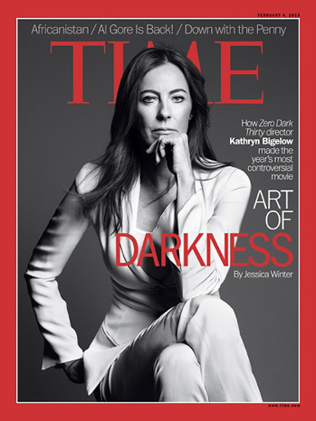 Kathryn Bigelow Time Magazine skip