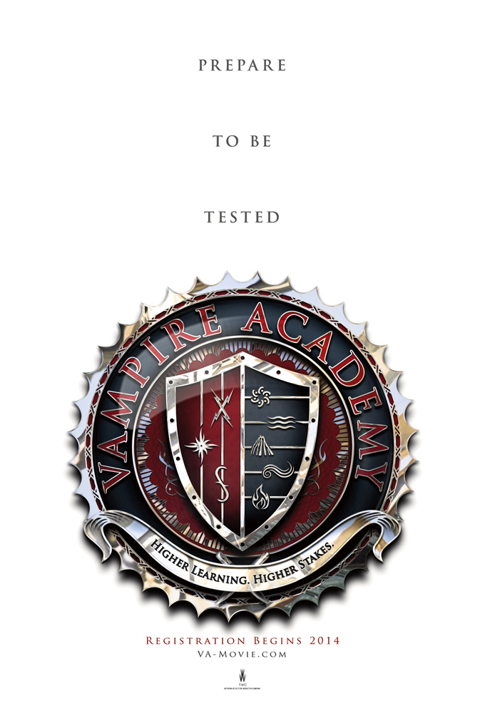 Vampire Academy: Blood Sisters Poster