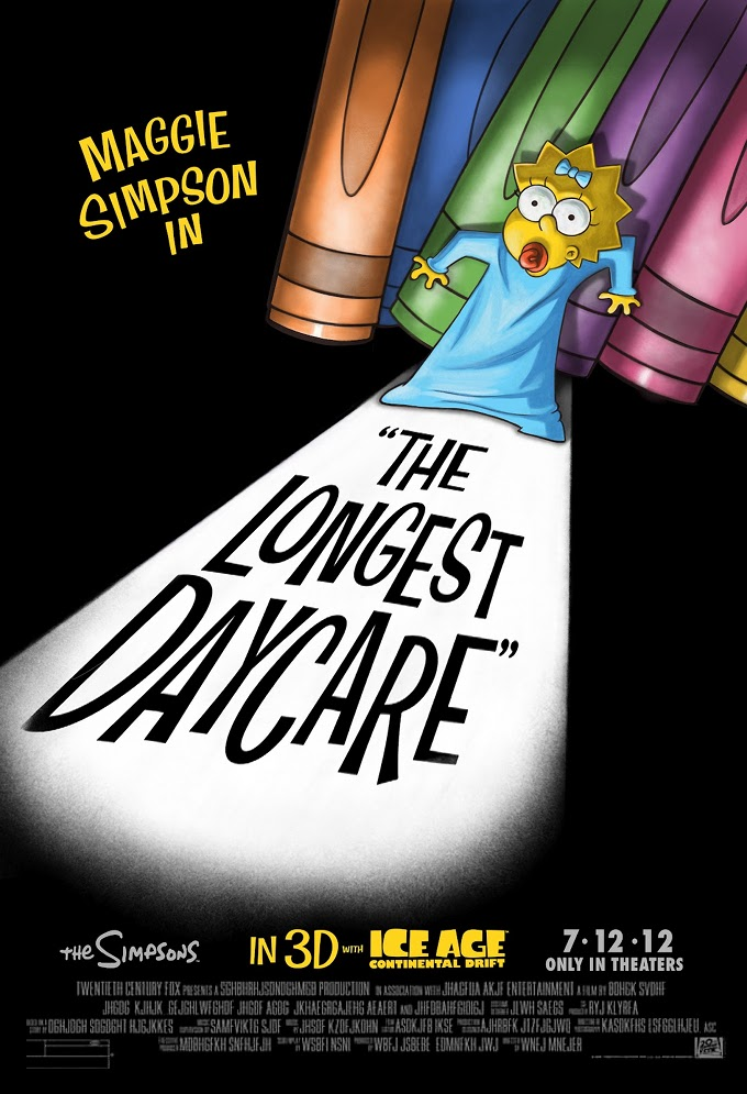 The Longest Daycare Poster