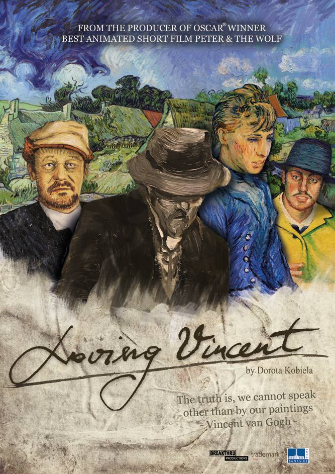 Feature Watch Loving Vincent Vincent Van Gogh And