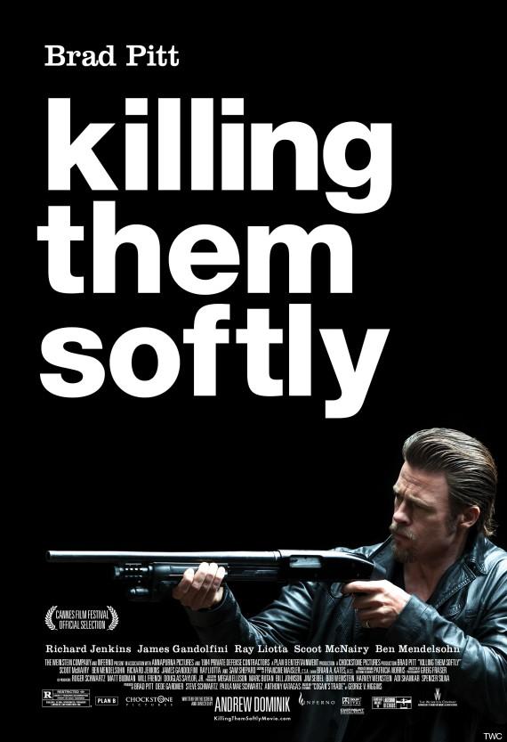 Killing Them Softly, poster
