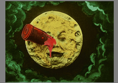 'A Trip to the Moon' (1902)
