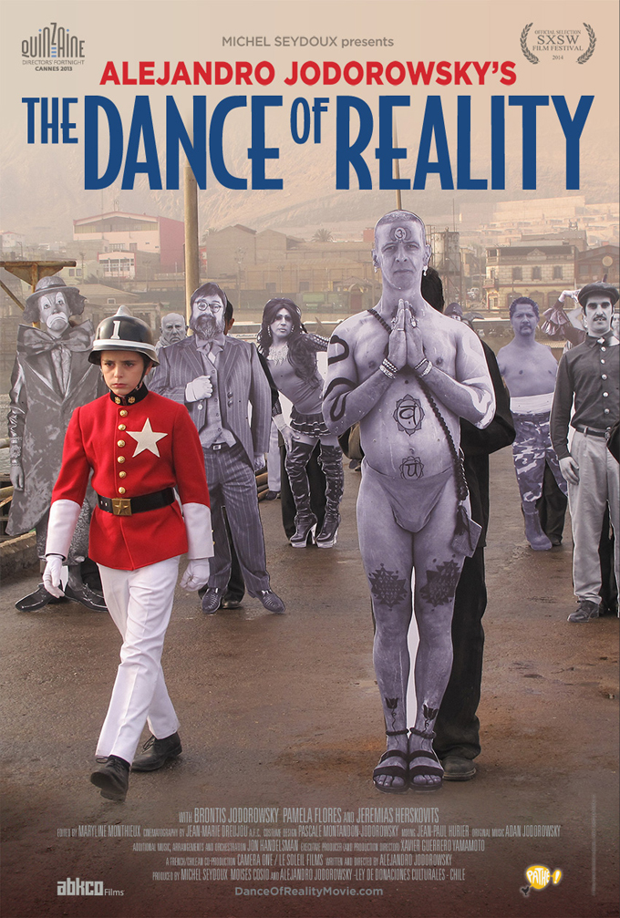 Dance Of Reality Poster
