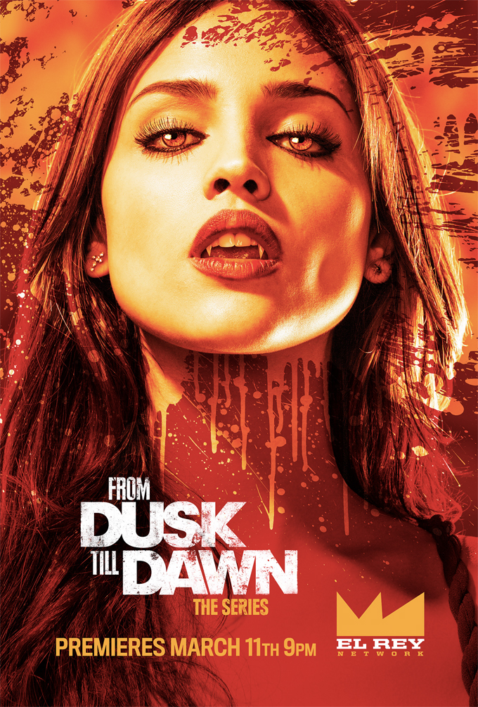 """From Dusk Till Dawn: The Series""- Satanico"