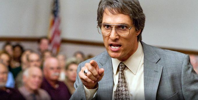 Matthew McConaughey, Bernie