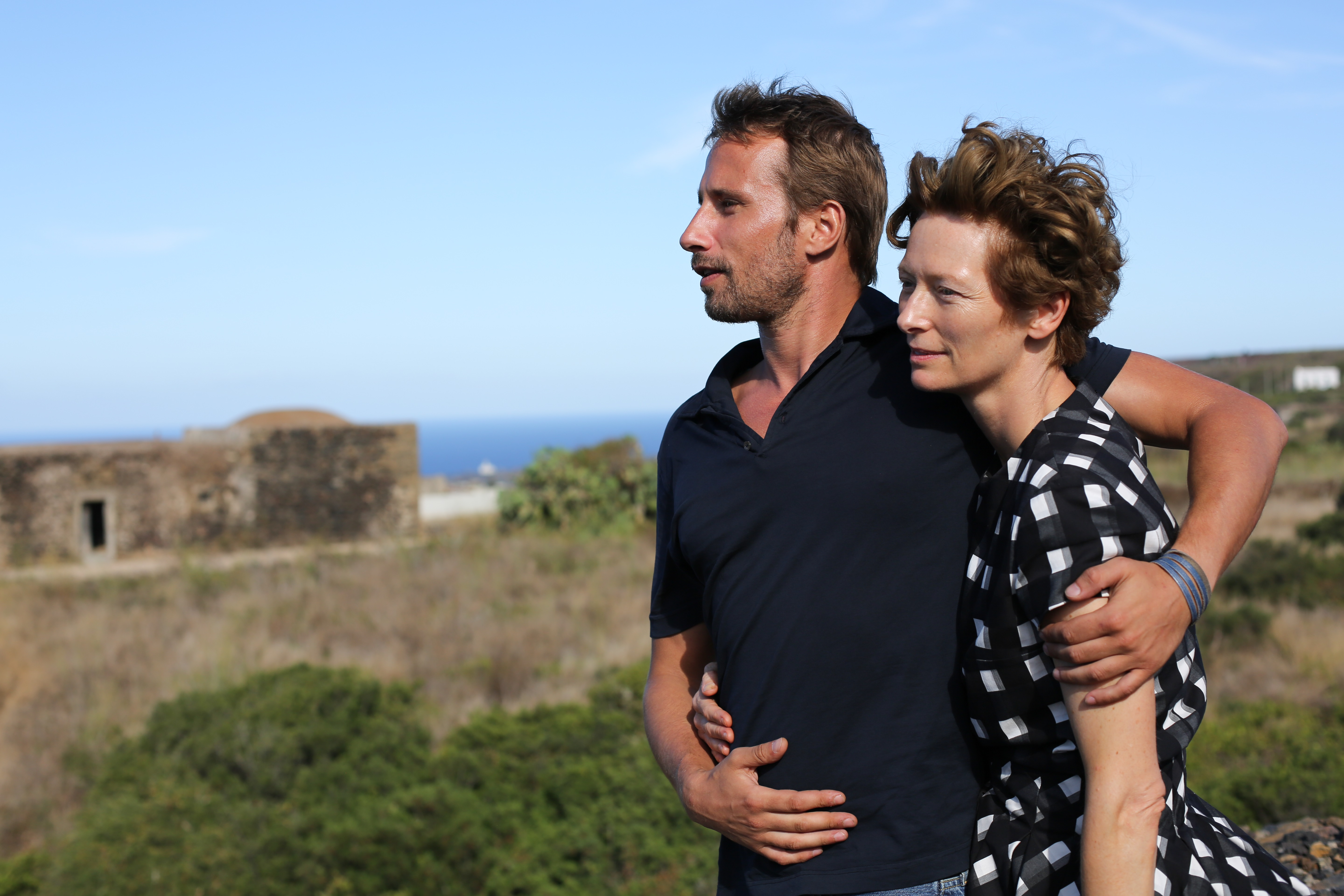 Venice review luca guadagnino s a bigger splash with for A bigger splash movie