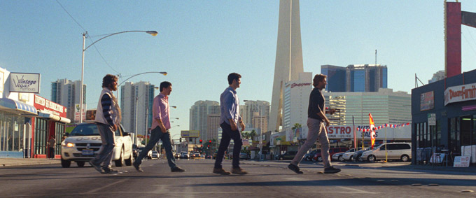 The Hangover III, (skip crop)