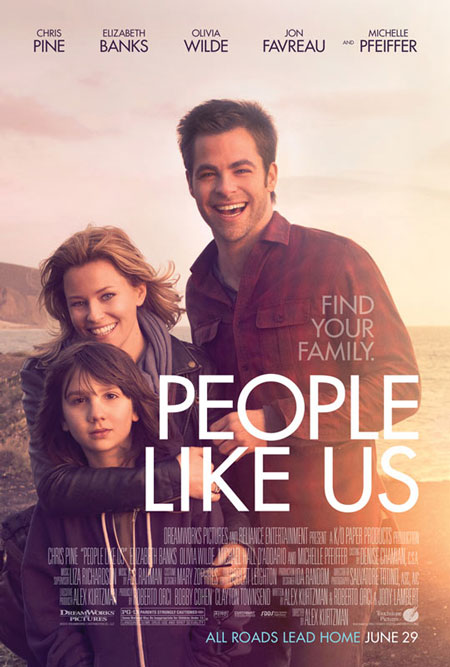 People Like Us, Poster