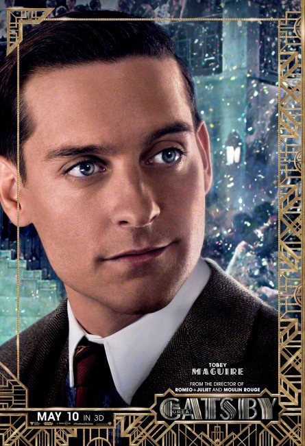 Tobey Maguire Character Poster