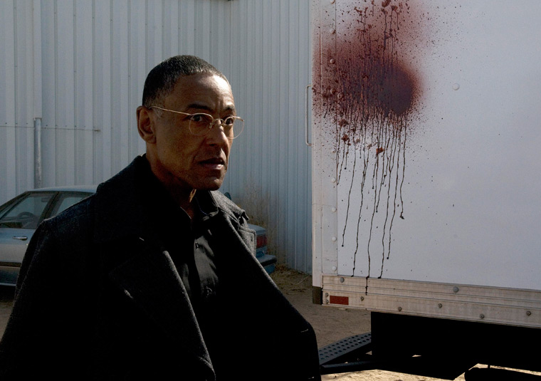 "Giancarlo Esposito as Gus Fring in ""Breaking Bad"""