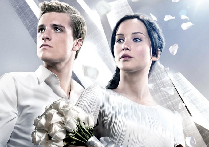 Hunger Games: Catching Fire Poster Header