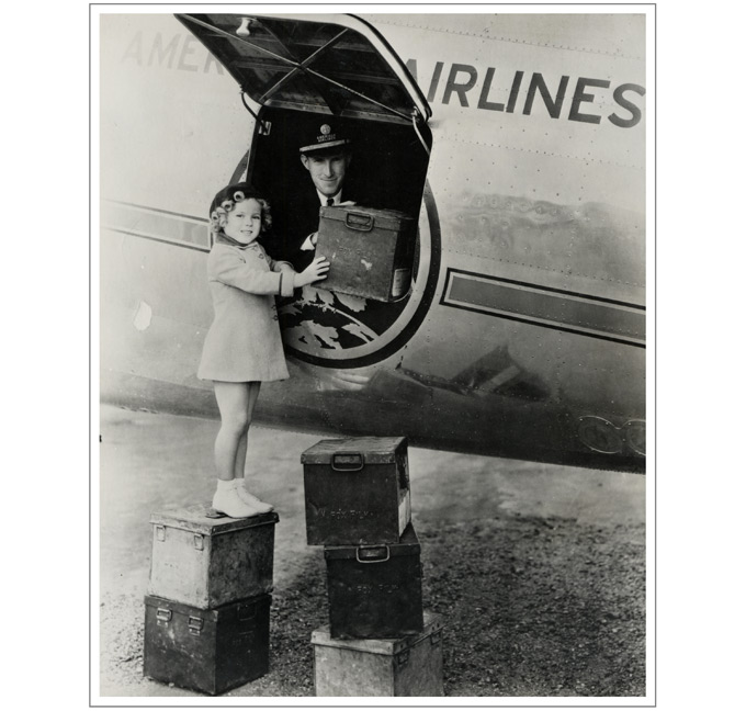 Shirley Temple-American Airlines-680