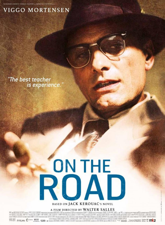 On The Road Poster Viggo Mortensen