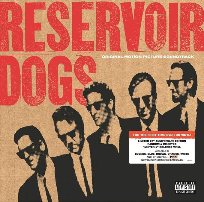 Reservoir Dogs LP Artwork skip