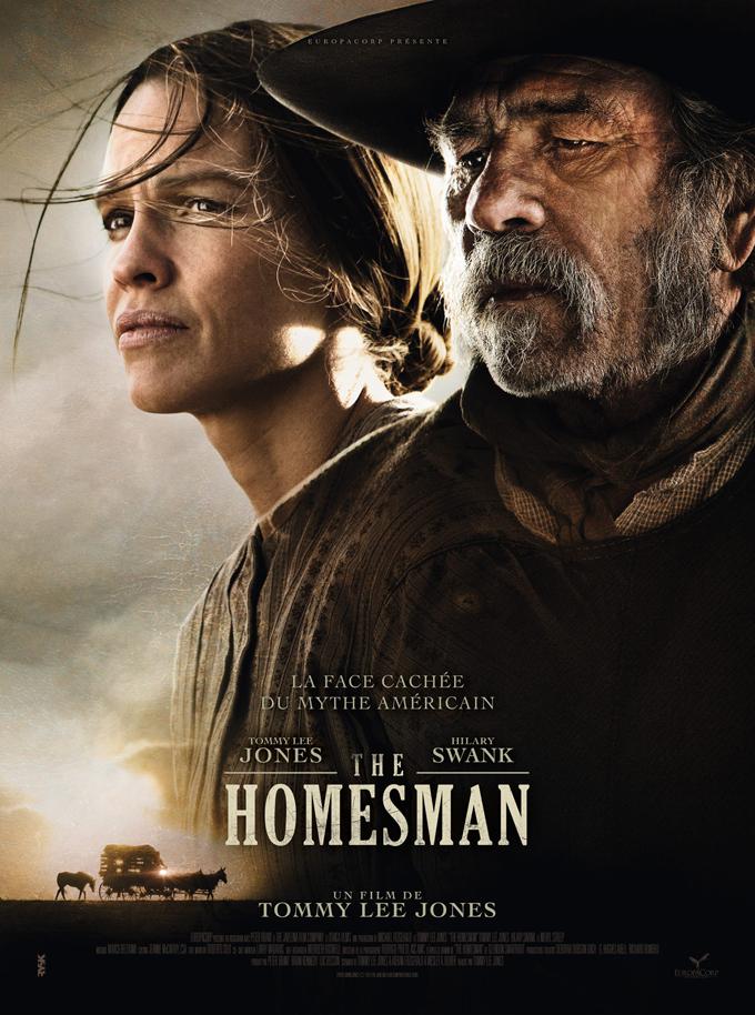 The Homesman Poster