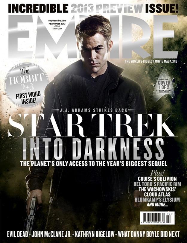Star Trek Into Darkness, Empire mag (skip)