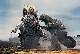 Godzilla vs. Smog Monster