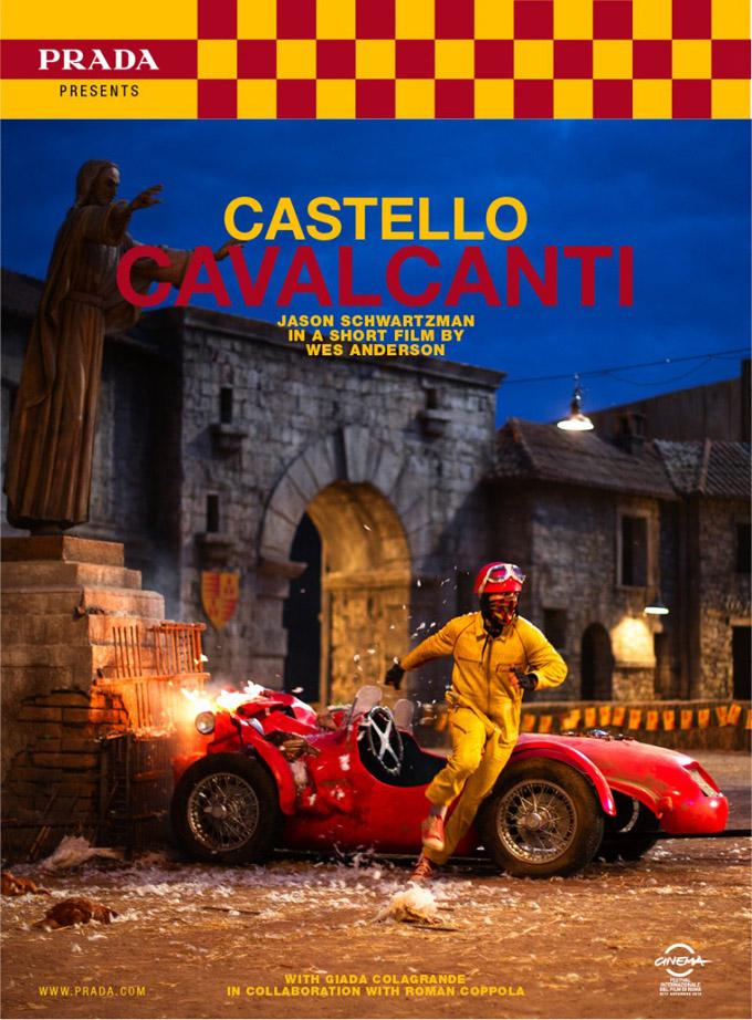 Castello Cavalcanti Poster