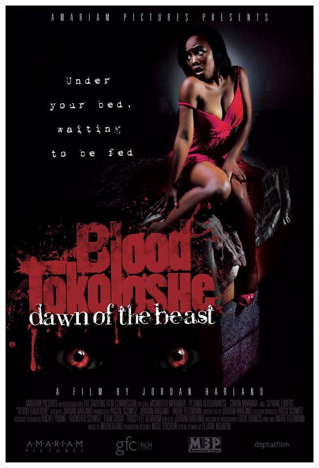 Blood Tokoloshe - Poster