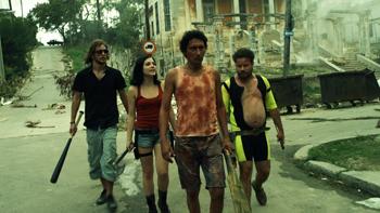 """""""Juan of the Dead"""""""