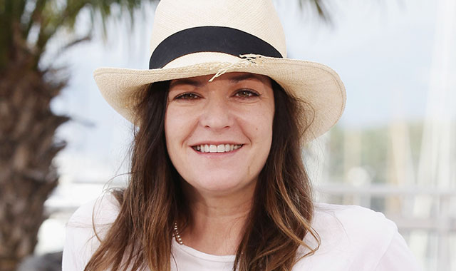 Lynne Ramsay at Cannes