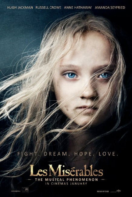 Les Mis Young Cosette