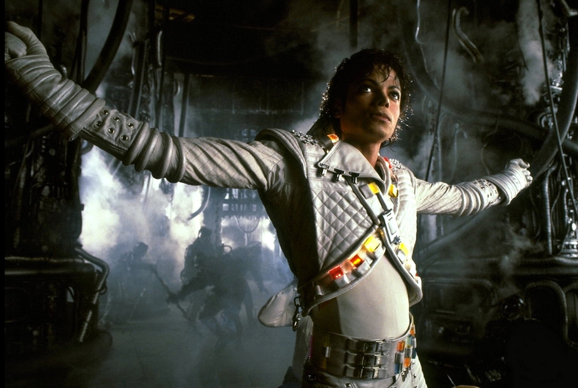 "Michael Jackson in ""Captain EO"""