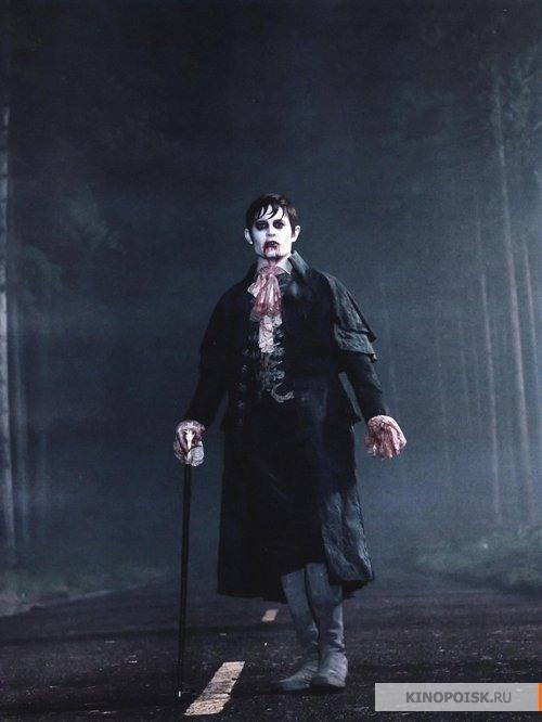 Dark Shadows Johnny Depp Vertical