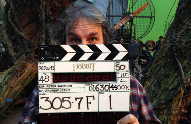 Peter Jackson, The Hobbit, 48fps