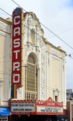San Francisco's Castro Theatre-250