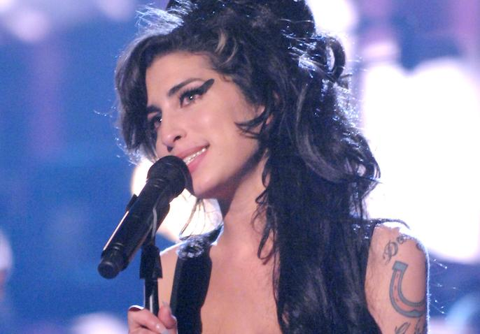 amy winehouse — the girl from ipanema