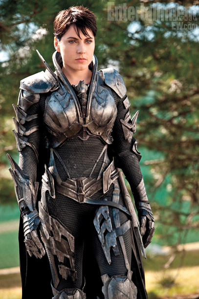 Man Of Steel, Antje Traue,