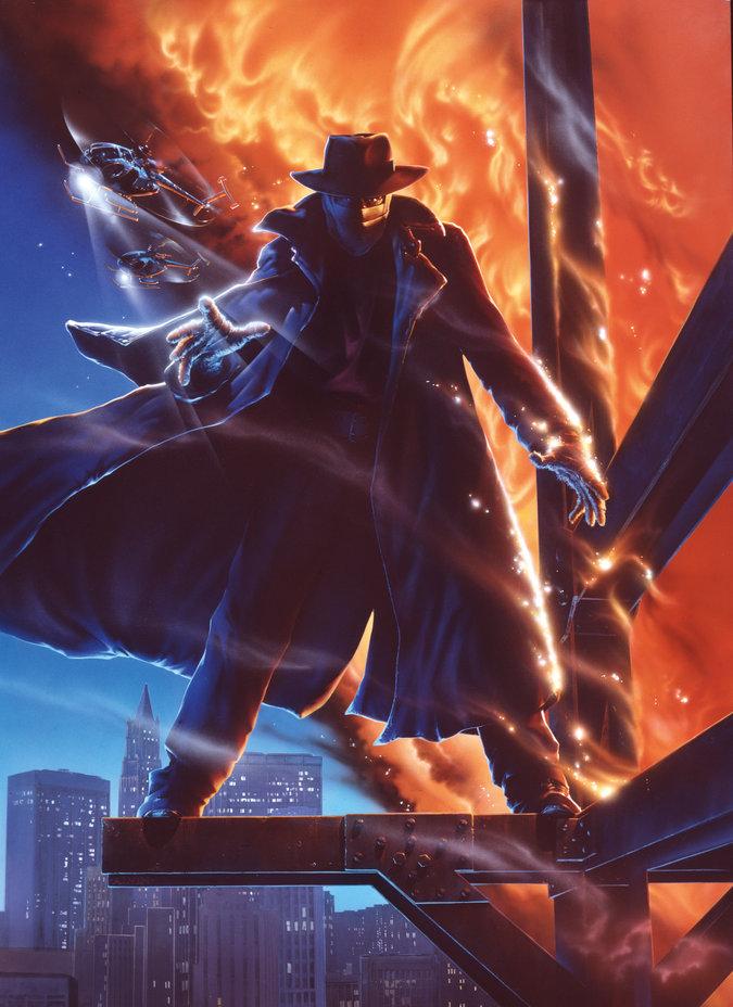 """""""Darkman"""" Poster"""