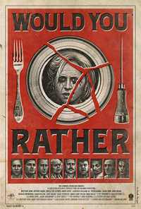 """Would You Rather"" poster"