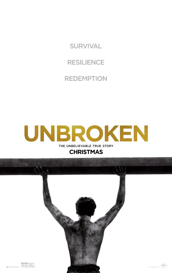 Unbroken Posters