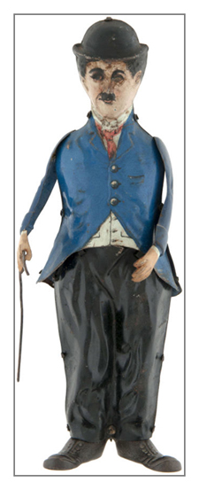 Wind Up Toy-Charlie Chaplin