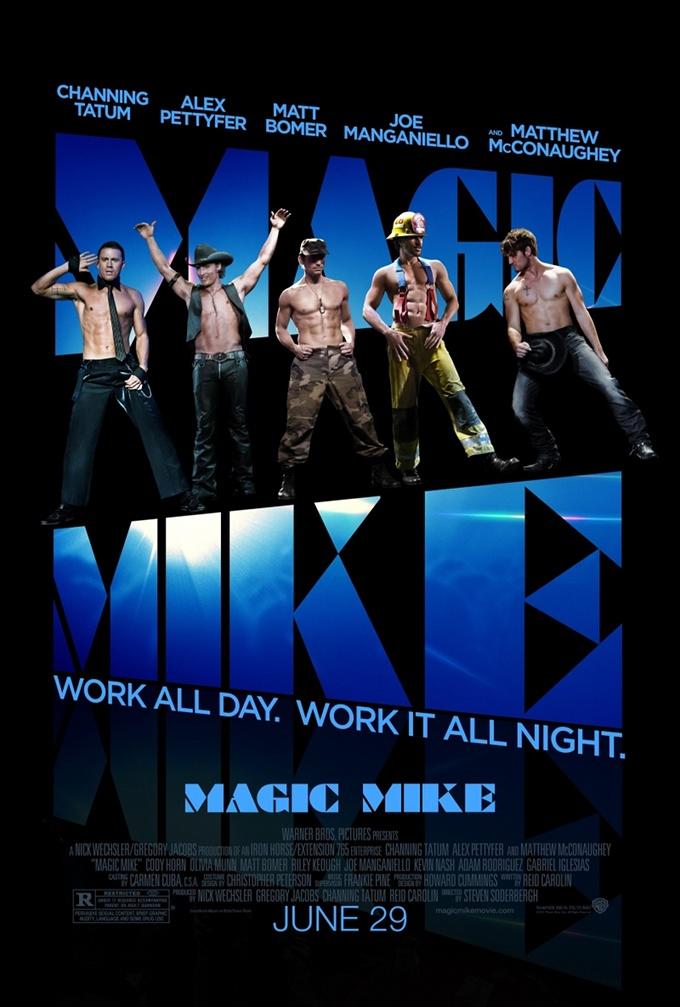 Magic Mike Poster skip crop