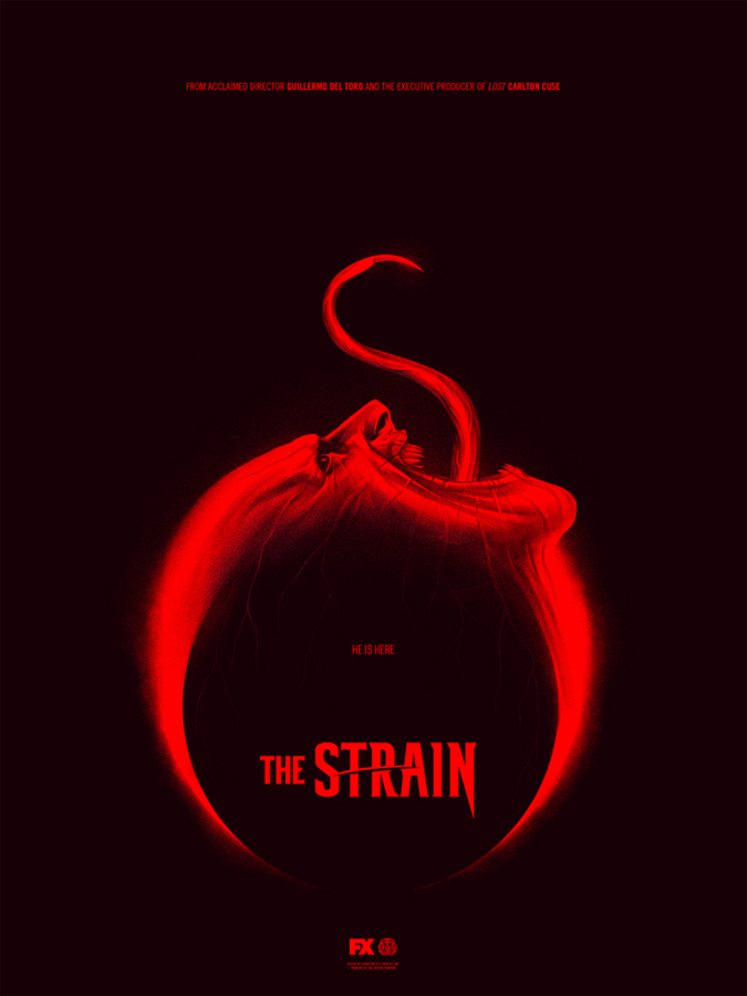 The Strain Poster 2