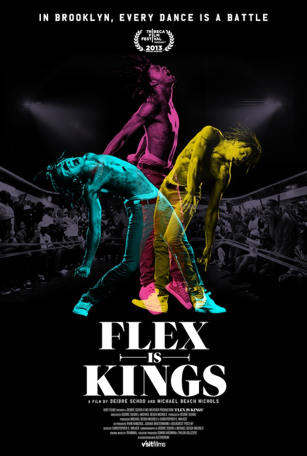 Flex is Kings poster