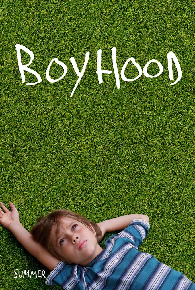 Boyhood, teaser poster