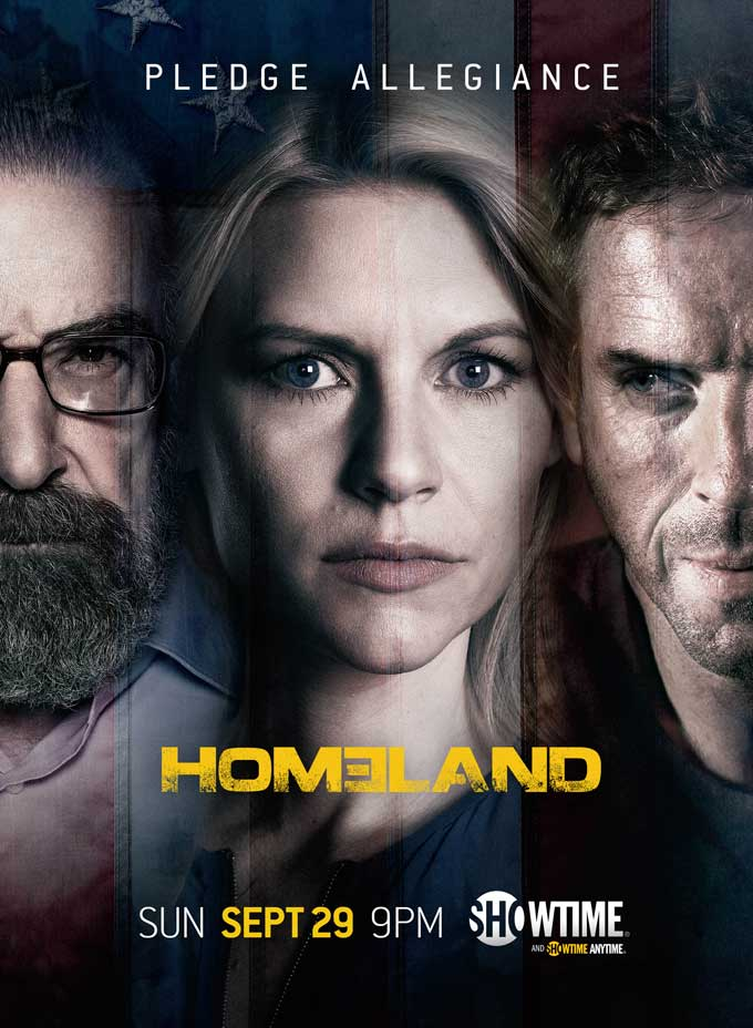 Homeland poster 1